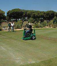 GSR 1200 Greens Roller