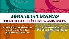 Jornadas Técnicas - Ciclo de Conferências 25 anos ANEFA