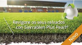ICL Lança a sua Gama para Áreas Verdes, Sierrablen Plus com tecnología Pearl® que contém Fósforo Reciclado